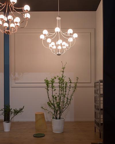 Handelsvertretung baumgarten designer leuchten mm for Mm lampadari